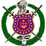 Omega Psi Phi crest